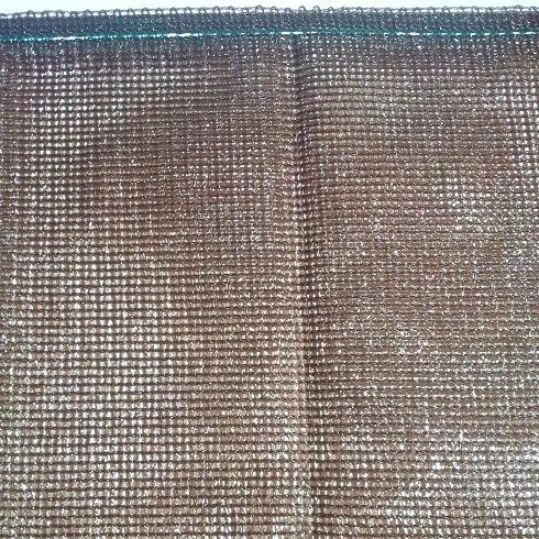 Tieniaca tkanina 66 g/m2, výška 1,05 m - balení 75m (TMAVO HNEDá)