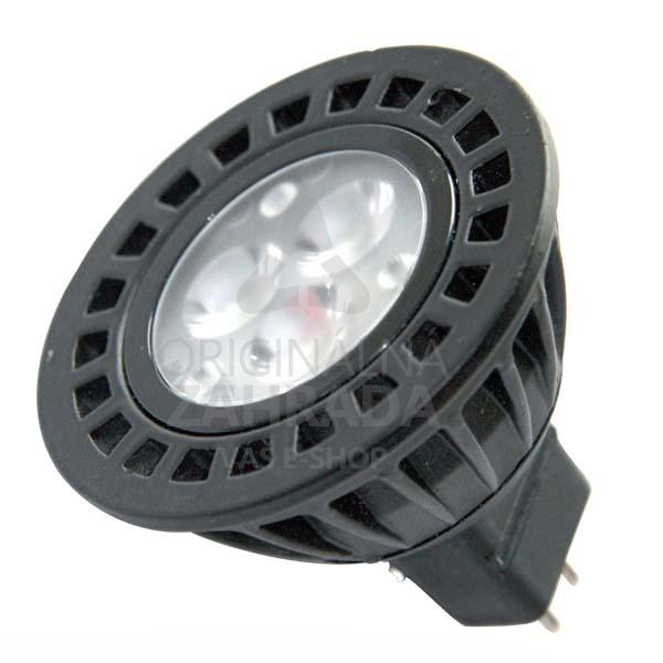 Power LED MR16, 12 V AC, GU 5.3, 3 W, Luxeco