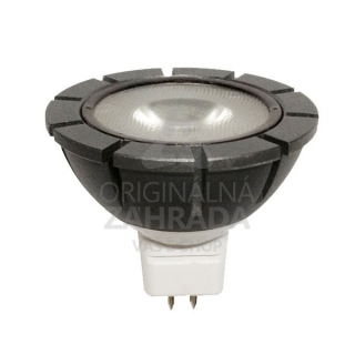 Power LED, MR16, 12 V AC, RGB, 3,5 W