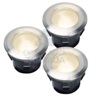 Larch sada, 3x 1 W, LED